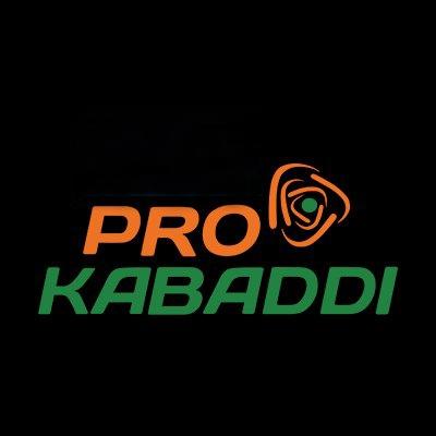 Pro Kabaddi. (Photo: Twitter/@ProKabaddi) by .