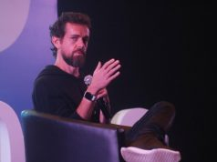 "New Delhi: Twitter Co-founder and CEO Jack Dorsey addresses the students of IIT Delhi at the launch of a ""youth initiative"" on Nov 12, 2018. (Photo: IANS) by ."