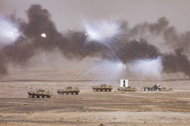 Exercise Saif Sareea 3 by SAC Will Drummee RAF.