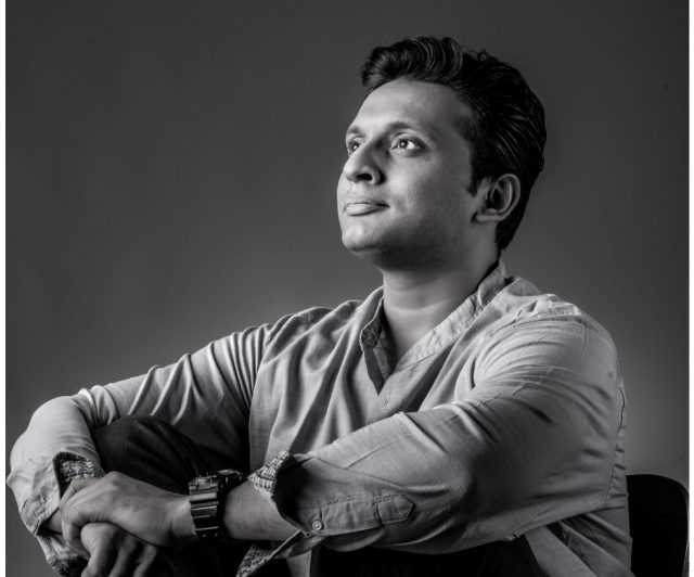 Actor Zeeshan Ayyub. by .