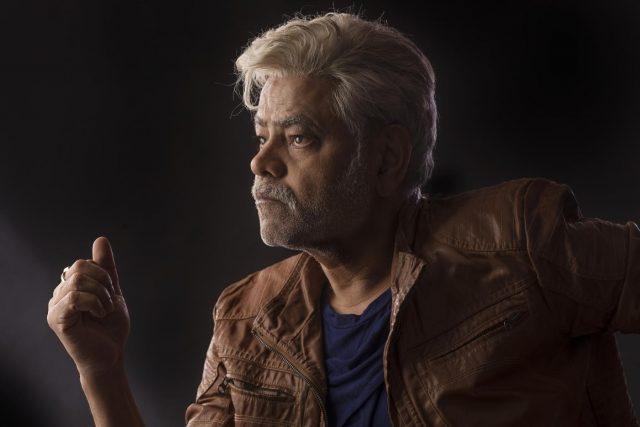 Actor Sanjay Mishra. by .