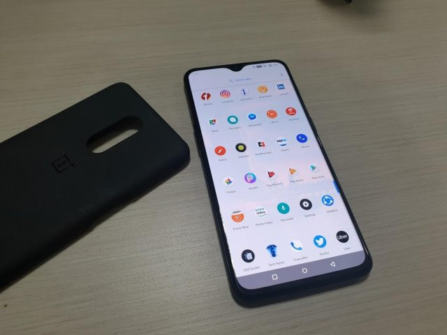 The OnePlus 6T. (Photo: IANS) by .