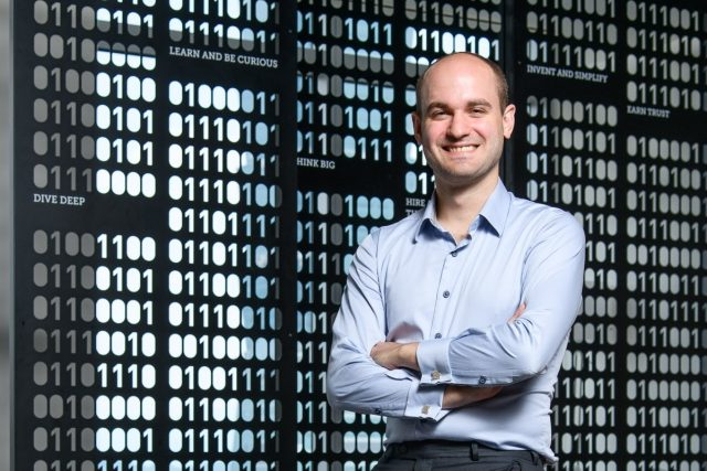 Olivier Klein, Head of Emerging Technologies, Asia-Pacific at Amazon Web Services (AWS). by .