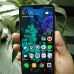 Huawei P20 Pro. (File Photo: IANS) by .