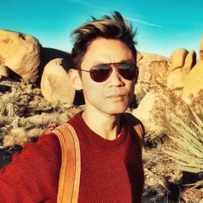 Director James Wan. (Photo: Twitter/@creepypuppet) by .