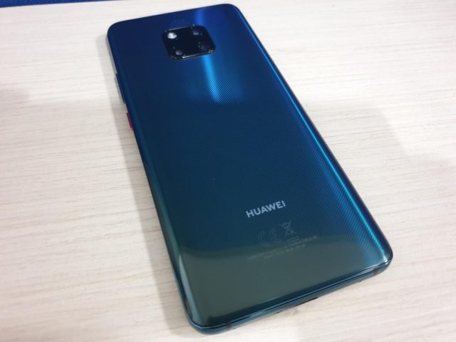 The Rs 69,990 Mate 20 Pro comes with a triple camera system, a posh built and top-notch internals such as the firm's homegrown Kirin 980 chipset. by .