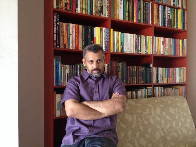Anees Salim. by .