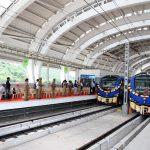Chennai Metro Train. (File Photo: IANS) by .