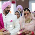 Neha Dhupia weds Angad Bedi. by .