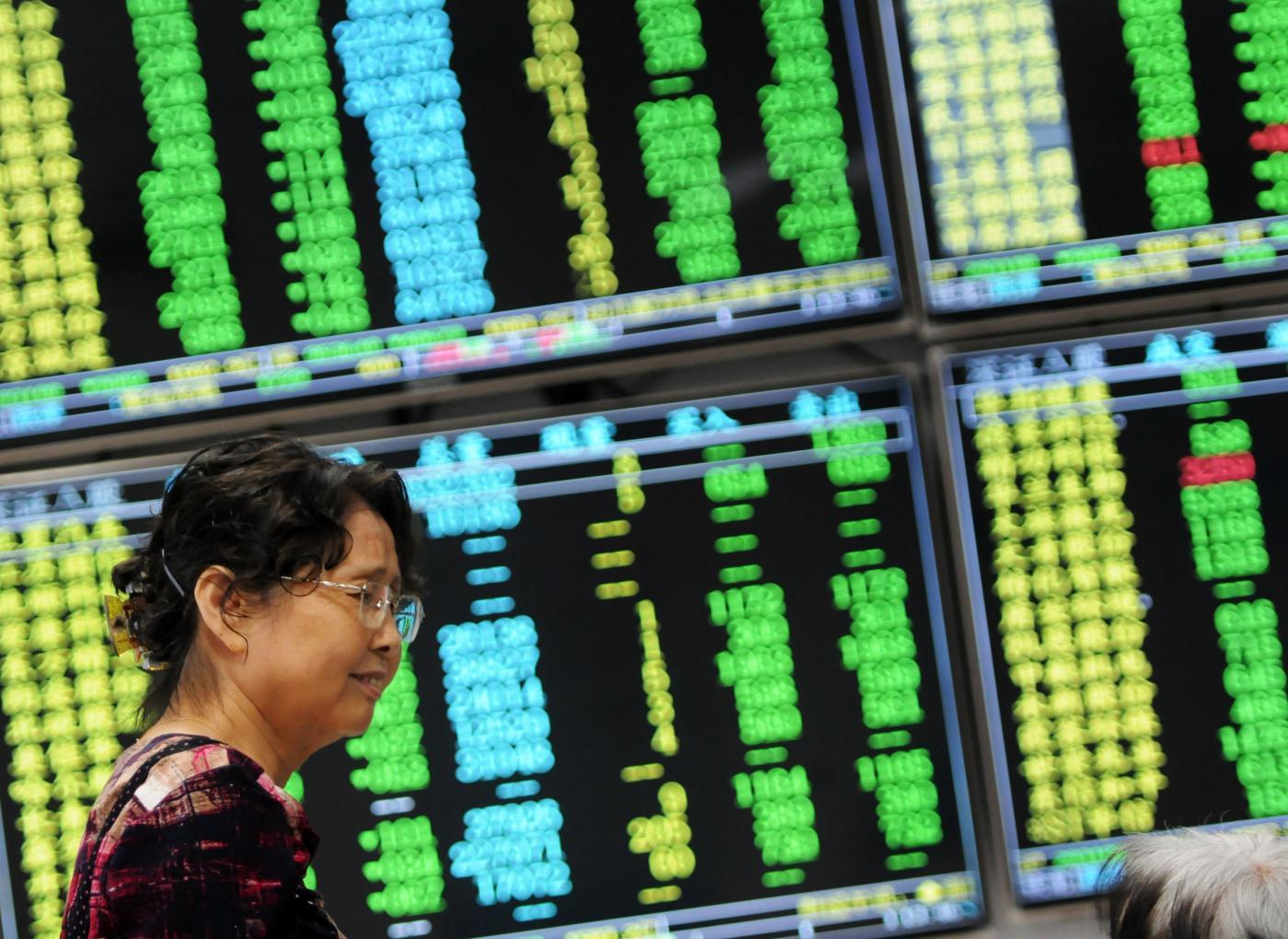 #CHINA-STOCKS-DOWN (CN) by .