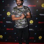 "Mumbai: Actor R. Madhavan at the special screening of his upcoming web series ""Breathe"" in Mumbai on Jan 23, 2018.(Photo: IANS) by ."