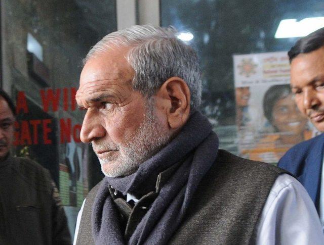 Senior Congress leader Sajjan Kumar. (File Photo: IANS) by .