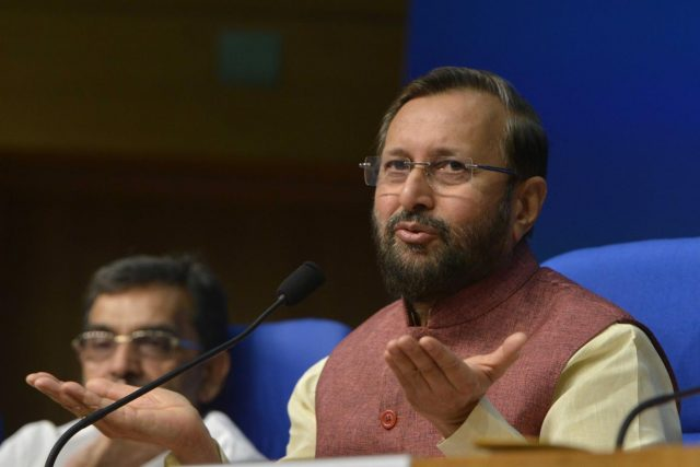 Prakash Javadekar. (File Photo: IANS) by .