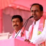 Kodangal: Telangana Rashtra Samithi (TRS) chief K Chandrasekhar Rao addresses a party rally at Kodangal in Mahbubnagar District of Telangana on Dec 4, 2018. (Photo: IANS) by .
