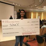 A Class 12 student at Vestal High School in New York, Siddiqi was the only non-graduate student competing at the hackathon held earlier in December. by .