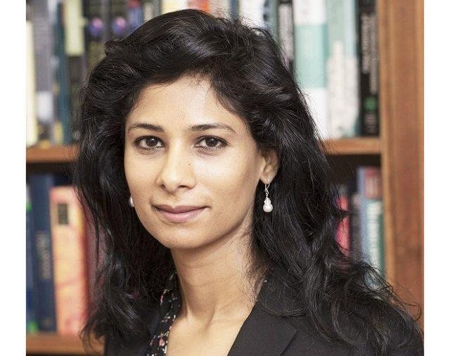 Gita Gopinath is the new chief economist of the International Monetary Fund's Research Department. (Photo: Harvard University/IANS) by .