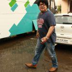 Mumbai: Filmmaker Sajid Khan seen at Mehboob Studio in Bandra, Mumbai on June 9, 2018. (Photo: IANS) by .