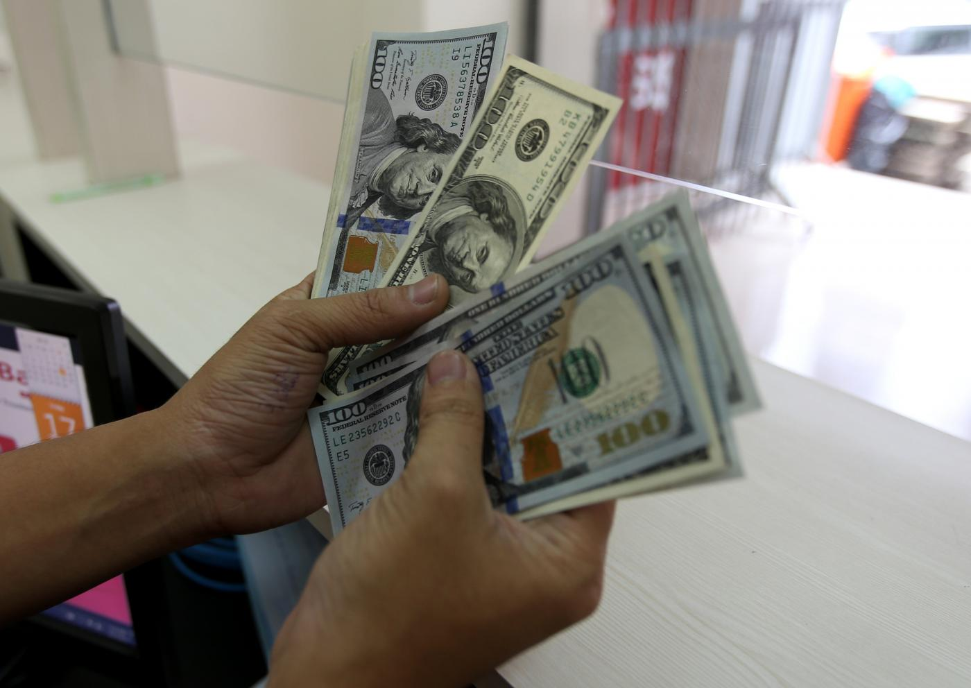 US dollar. (File Photo: IANS) by .