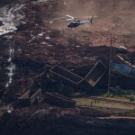 MINAS GERAIS (BRAZIL), Jan. 25, 2019 (Xinhua) -- A building is seen destroyed after the collapse of a dam in Brumadinho Municipality in the southeastern state of Minas Gerais, Brazil, on Jan. 25, 2019. About 200 people were missing after a tailings dam owned by Brazilian mining giant Vale collapsed Friday in the southeastern state of Minas Gerais, said local fire department. (Xinhua/AGENCIA ESTADO/O Tempo/Moises Silva/IANS) by .