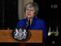 BRITAIN-LONDON-PM-STATEMENT by Tim Ireland.