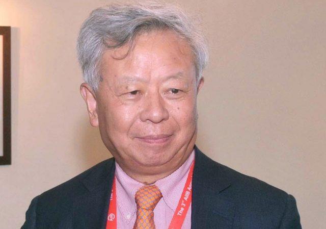 Jin Liqun. (File Photo: IANS) by .