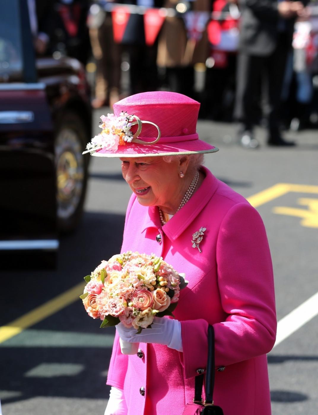 Queen Elizabeth II. (File Photo: Xinhua/Han Yan/IANS) by .