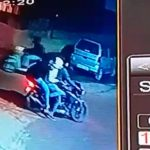 Three bikers seen on the CCTV footage that surfaced on Sunday. The footage shows the trio who have covered their faces with helmets and pullover caps firing indiscriminately on history-sheeter Jaydev alias JD who died around 6 p.m. on Wednesday. His murder has put the Gurugram police on high alert, apprehending a resurgence of gang war in the city neighbouring the national capital. by .