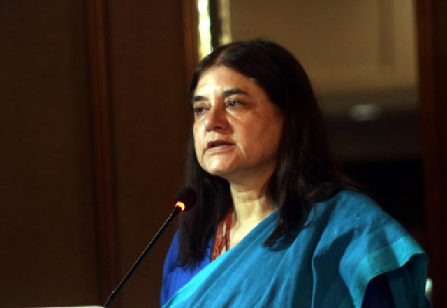 Maneka Gandhi. (File Photo: IANS) by .