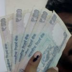 100 rupee notes. (File Photo: IANS) by .