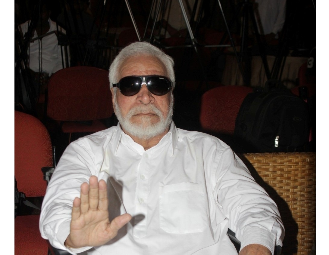 Actor Kader Khan. (File Photo: IANS) by .