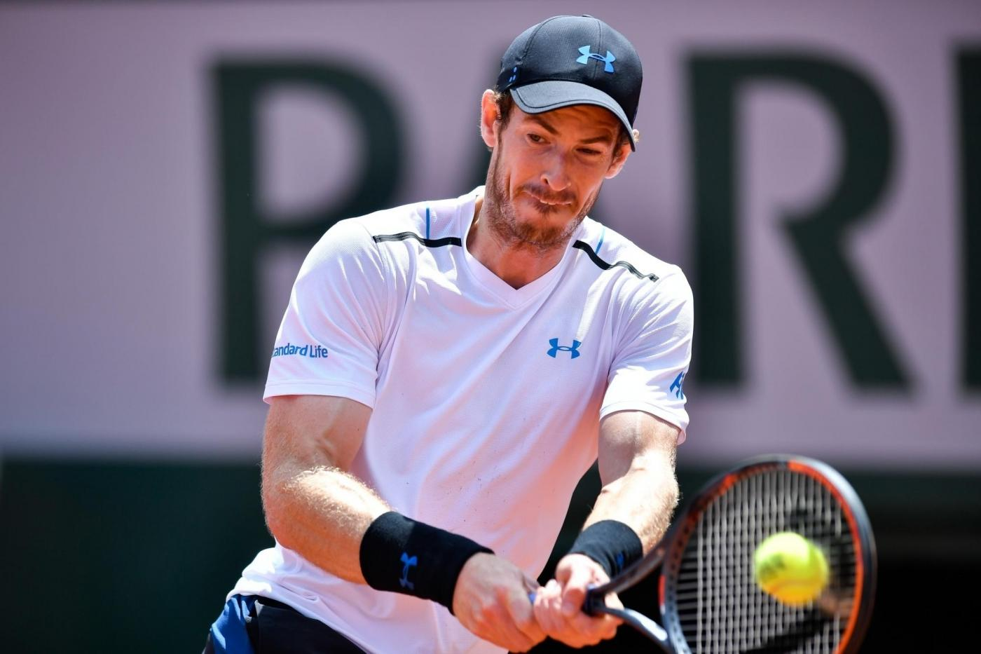 British tennis player Andy Murray. (File Photo: IANS) by .
