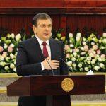 UZBEKISTAN-PRESIDENT-SWEARING-IN by .