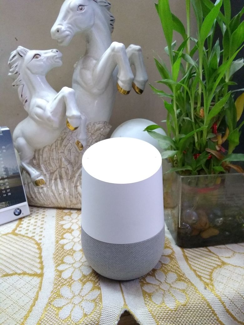 Google launched its voice-activated 'Home' speaker in India that can help people with their commute, play favourite songs and videos, plan daily schedule and lots more. . by .