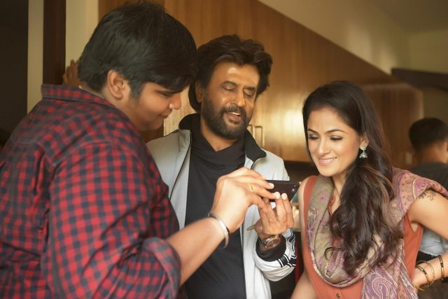 Hyderabad: Stills from Telugu film