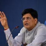 New Delhi: Union Finance and Corporate Affairs Minister Piyush Goyal addresses a press conference after chairing a cabinet meeting in New Delhi, on June 27, 2018. (Photo: IANS) by .