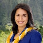 Tulsi Gabbard, the first Hindu elected to United States Congress. (Photo: Gabbard's website) by .
