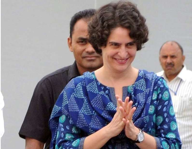 Priyanka Gandhi. (File Photo: IANS) by .