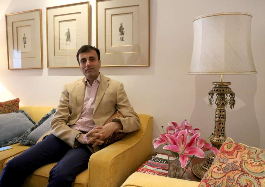 Ruchir Sharma, chief global strategist at Morgan Stanley Investment Management. (File Photo: Bidesh Manna/IANS) by .