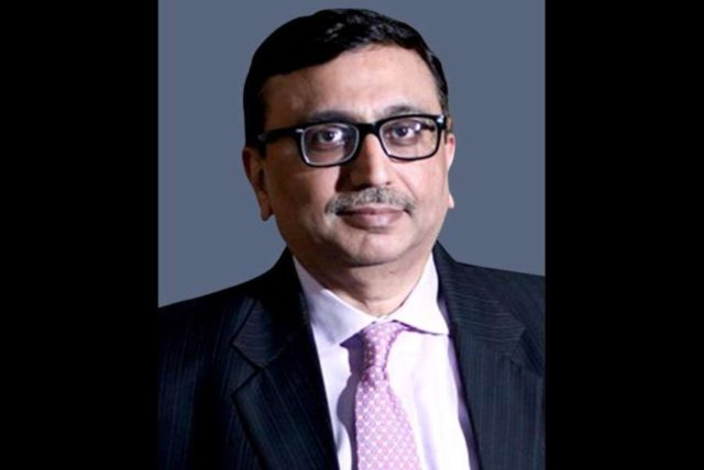 Nischal Maheshwari, CEO, Centrum Institutional Securities. by .
