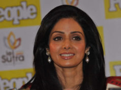 Bollywood actress Sridevi launches december issue of People Magazine at Le Sutra in Khar, Mumbai. (Photo: IANS) by .