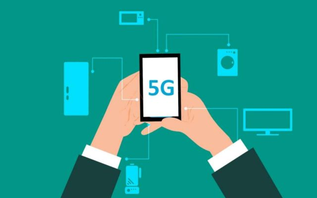 5G. by .