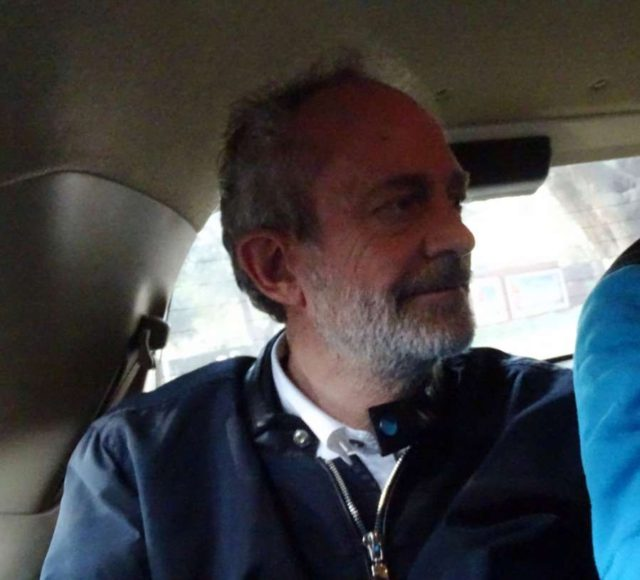 New Delhi: British national Christian Michel James, the middleman wanted in the Rs 3,600 crore AgustaWestland VVIP chopper deal case, being taken to be produced before Patiala House Court, on Dec 30, 2018. (Photo: IANS) by .