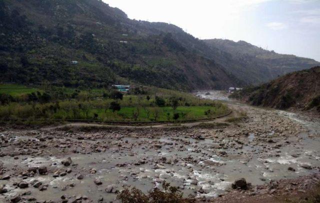 Chenab river. (File Photo: IANS) by .