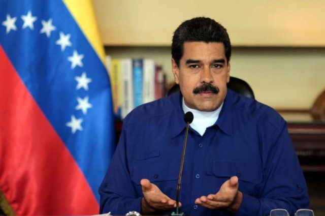 President of Venezuela Nicolas Maduro. (File Photo: IANS) by .