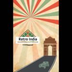 RM Gopal's Retro India. by .