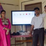Bhuj (Gujarat): (From L to R) Parinita Gohil, and founders Harshal Gohil and Vandan Kamdar. by .