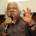 Patna: Filmmaker Adoor Gopalakrishnan attends a panel discussion of Bodhisattva International Film Festival (BIFF) in Patan on Feb 22, 2017. (Photo: IANS) by .