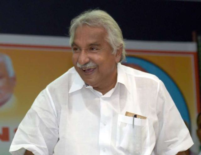 Kerala Chief Minister Oommen Chandy. (File Photo: IANS) by .