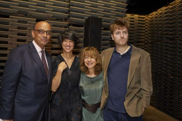 2018 judges Kwame Anthony Appiah, Leanne Shapton, Jacqueline Rose and Leo Robson at the Shortlist Party (File Photo) by .
