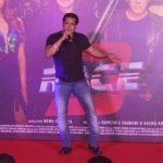 "Mumbai: Actor Salman Khan during the song launch ""Allah Duhai Hai"" of upcoming film ""Race 3"" in Mumbai on June 1, 2018. (Photo: IANS) by ."